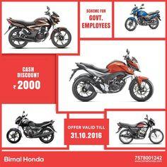 Best dealer in Assam for Honda Bikes & Scooters - Bimal Honda