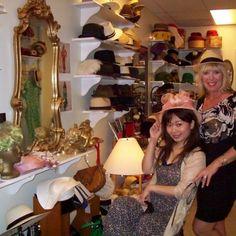 Die Vintage Boutique Catherine's Closet ist ein kleines verstecktes Plätzchen in Honolulu. Nur auf Termin wird an Samstagen oder Donnerstags geöffnet.