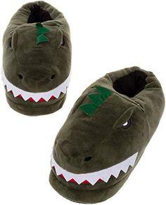 df6fa381791d Duck Feet Slippers - Plush Novelty Animal Costume House Shoes w Comfort  Foam  shoes  shoesonline  shoestringfries  shoesnewyork  shoesnearme  …