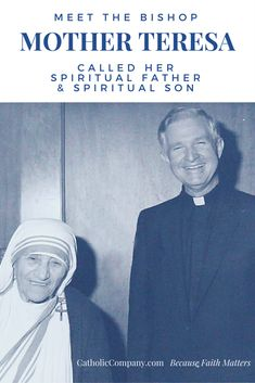 A video interview with Bishop Emeritus William G. Curlin reflecting on the inspirational life of Mother Teresa.
