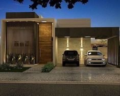 Residential project by MB architecture. Texture Architecture, Residential Architecture, Modern Architecture, Modern House Plans, Modern House Design, Facade Design, Exterior Design, House Elevation, Facade House