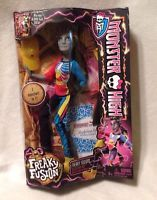 NEW Monster High Freaky Fusion Neighthan Rot Zombie Unicorn Doll
