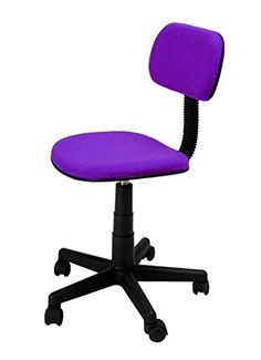 Best Price On Mid Back Ergonomically Adjustable 360 Degree Swivel Office  Chair With Fabric Pads
