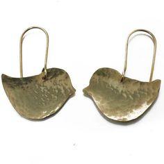 April Showers Love Bird Earrings