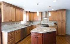 kitchen cabinets painters rustic hickory cabinets with quot intermezzo quot quartz 3155