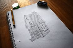 DeviantArt is the world's largest online social community for artists and art enthusiasts, allowing people to connect through the creation and sharing of art. House In The Woods, Sketch, Deviantart, Artist, Sketch Drawing, Artists, Sketching, Sketches
