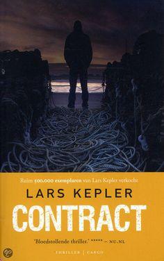 Lars Kepler: Contract