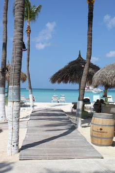 Aruba  Home away from Home.  See how to vacation year around.  www.havefunandbefree.com