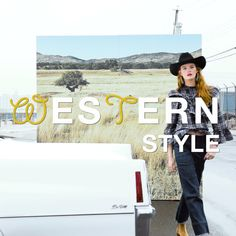 Head west this fall in search of the hottest new fashion trend. From cowboy inspired booties to the best in denim dressing, western style is officially taking over our wardrobe. Click to shop at Macy's.