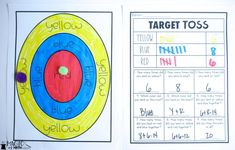 Target Toss:  Studen