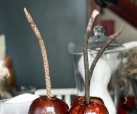 Poisoned candy apples