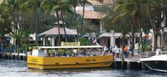 Yes! This water taxi has 19 stops between North FTL beach and Hollywood. All day ticket is $22 each and you get discounts at some businesses with your ticket. BEACH SHUFFLE!