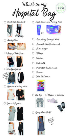 What to pack in my hospital bag What to pack in my hospital bag,Baby/Nanny Check out this checklist of all the essentials to pack in your hospital bag! essentials necessities bag for mom to be mom tips care Hospital Bag Essentials, Pregnancy Hospital Bag Checklist, Diaper Bag Essentials, Newborn Essentials, Maternity Hospital Bag, Csection Hospital Bag, Packing Hospital Bag, Delivery Hospital Bag, Delivery Bag