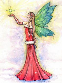 Molly Harrison Christmas Fairy