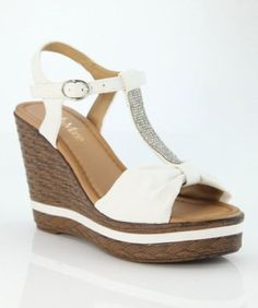 Summer-Sexy-Womens-Wedges-Ladies-Platform-Heels-US-Size-8-Casual-Fashion-NEW