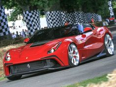 Ferrari Planning Something Very Special For Goodwood 2015