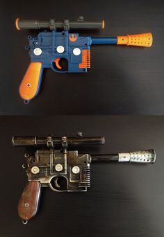 STAR WARS blaster DIY!