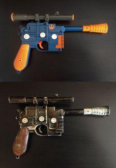 STAR WARS blaster DIY! - Album on Imgur