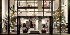"""Italian Architect 2013 Award goes to Milan's Studio Piuarch-Dolce Gabbana Boutiques"""