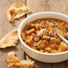 Curry de poisson à la patate douce  - Dille & Kamille   Découvrez notre collection de Pâques!