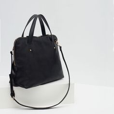 Image 7 of SOFT CITY BAG from Zara