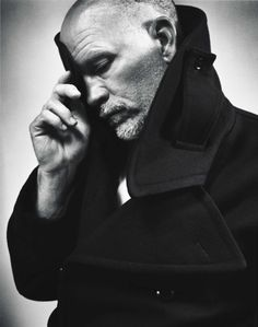 Malkovich. photo by Vincent Peters.