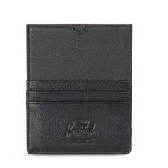 HERSCHEL EUGENE LTHR (BLACK) - $44.00 CAD