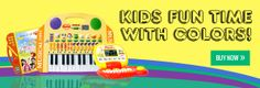 Toys and Games Online Store for Kids in India - Now you can buy latest toys and games for your children online at lowest price in India from infibeam. At Infibeam's online store of Games and Toys you can find the wide range of latest toys and games. Check out all latest Toys and games with best price list and buy now with options like COD, Free shipping in India, discount price and many more