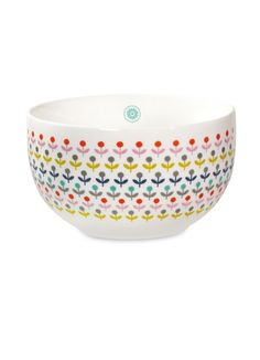Mr & Mrs Clynk Medium Flower Bowl