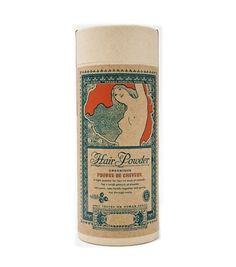 Elektriklenen ve zor şekil alan saçlar için iyi bir çözüm; Lulu Organics toz pudra. Harika ambalajı ise bonus. liberty.co.uk, 28 Pound
