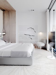 A peaceful pastel colour home interior with a few stylish surprises and home accents up its sleeve. Find a pastel lounge, rose gold kitchen and cool lighting. Modern Home Interior Design, Modern Decor, Small Room Bedroom, Bedroom Decor, Rose Gold Kitchen, Pastel Home Decor, Futuristisches Design, Design Ideas, Appartement Design