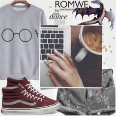 ♠ Harry Potter Sweatshirt!