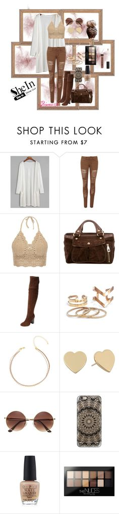 """Kimono Look"" by princess976 ❤ liked on Polyvore featuring WearAll, CÉLINE, Alex + Alex, SAACHI Style, Kate Spade, Casetify, OPI, Maybelline, Soap & Glory and contestentry"