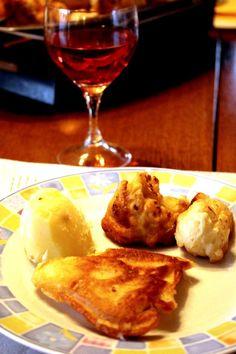 Crispy Plaice Fillets, traditional Swiss summer recipe!