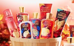 Simply Speculating: Bath and Body Works Fall 2014 - Cia Pink Pumpkin