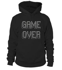 "# Game Over Shirt: Cool Gamers and Coder Novelty Shirt .  Special Offer, not available in shops      Comes in a variety of styles and colours      Buy yours now before it is too late!      Secured payment via Visa / Mastercard / Amex / PayPal      How to place an order            Choose the model from the drop-down menu      Click on ""Buy it now""      Choose the size and the quantity      Add your delivery address and bank details      And that's it!      Tags: ASCII Art Shirt, Coder T-Shirt…"