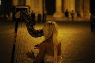 Image of a woman playing a harp doing sound healing therapy Pagan Music, Music Music, Baby Music, Folk Music, Sound Healing, Types Of Music, Classical Music, Wiccan, Mind Blown