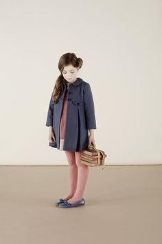 Perfectly ladylike. #designer #kids #fashion