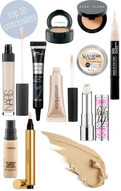 Ahh, concealers. I am picky about mine. I use various concealers to cover dark circles, dark spots...