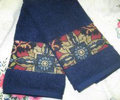 Ralph Lauren Fabric POET SOCIETY   Custom Decorated by Sew1Pretty, $17.00