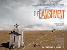 """The Banishment"" movie poster."