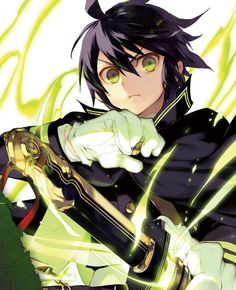 owari no seraph wallpaper - Google Search