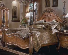 Michael Amini On Pinterest Furniture Design Occasional Tables And Poster Beds