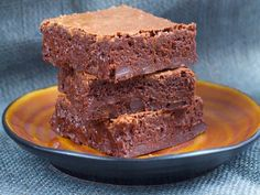 Beste Brownies, Pavlova, Sweet Desserts, Banana Bread, Food And Drink, Cookies, Chocolate, Baking, Recipes