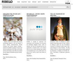 Re-Bello.com Fashion - Larin Communication www.re-bello.com
