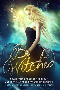 Be Witched by Charity Parkerson. A Paranormal Romance Boxed Set of Witches and Magic. $0.99 http://www.ebooksoda.com/ebook-deals/be-witched-by-charity-parkerson