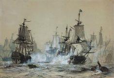 Slaget under Øland d. 1. Juni 1876
