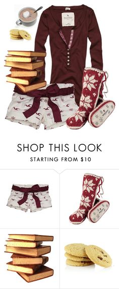 """""""Casual 350"""" by ladyshadows410 ❤ liked on Polyvore featuring Abercrombie & Fitch, Hollister Co., Woolrich, Harrods, women's clothing, women, female, woman, misses and juniors"""