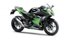Ninja 300 2017 - Kawasaki Motores do Brasil