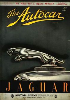Jaguar – One Stop Classic Car News & Tips Jaguar Xj, Jaguar E Type, Jaguar Cars, Vintage Ads, Vintage Posters, Automobile, Best Muscle Cars, Best Classic Cars, New Tricks